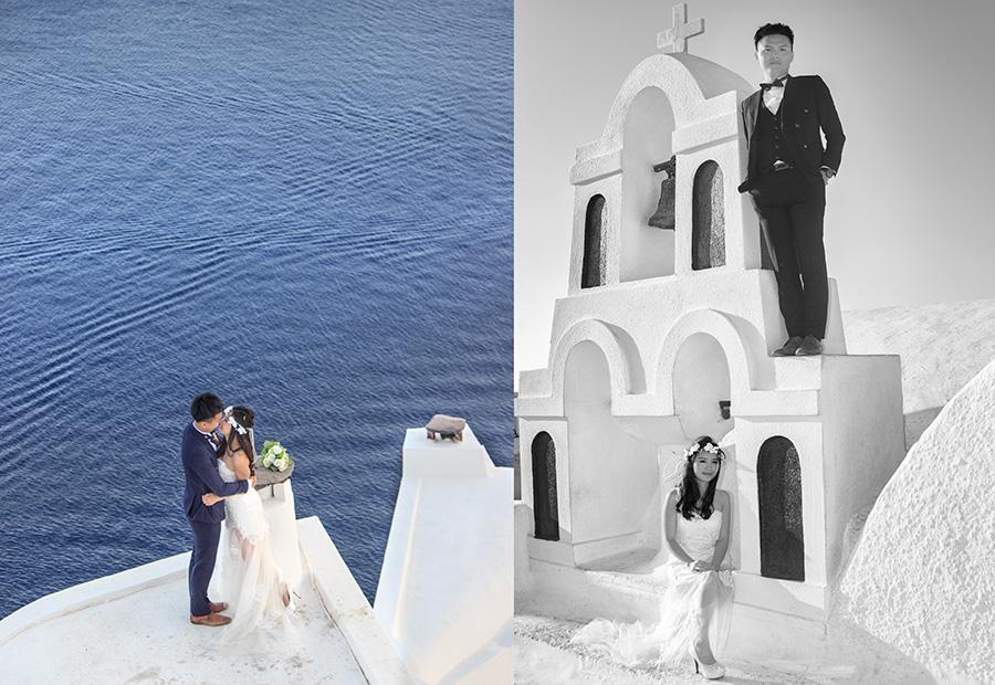 Santorini Wedding Pictures