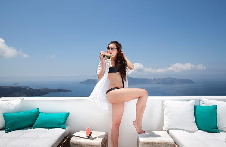 Professional Boudoir Photographer in Greece