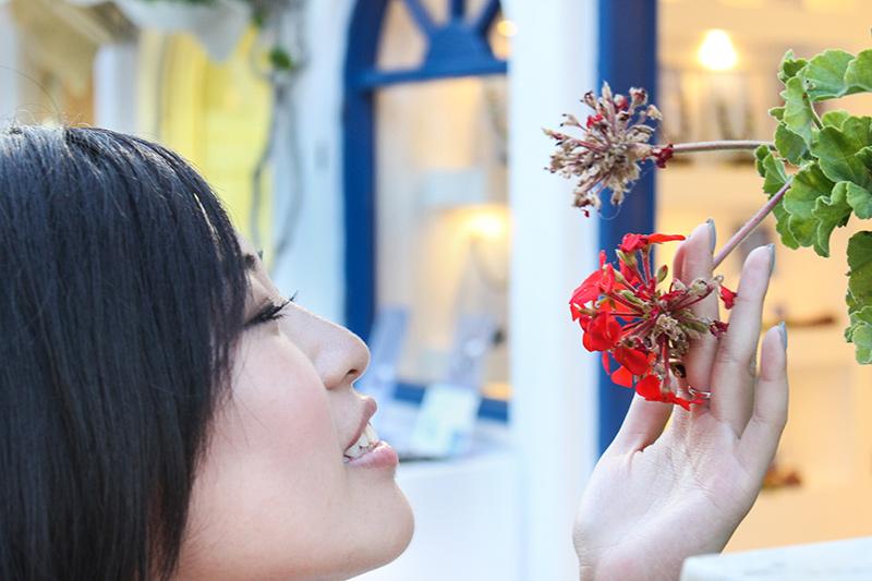 professional portrait of Hongkonger girl