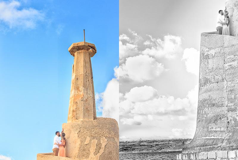 Malta Honeymoon Photography