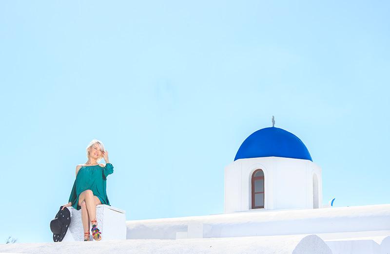 blond russian girl julia