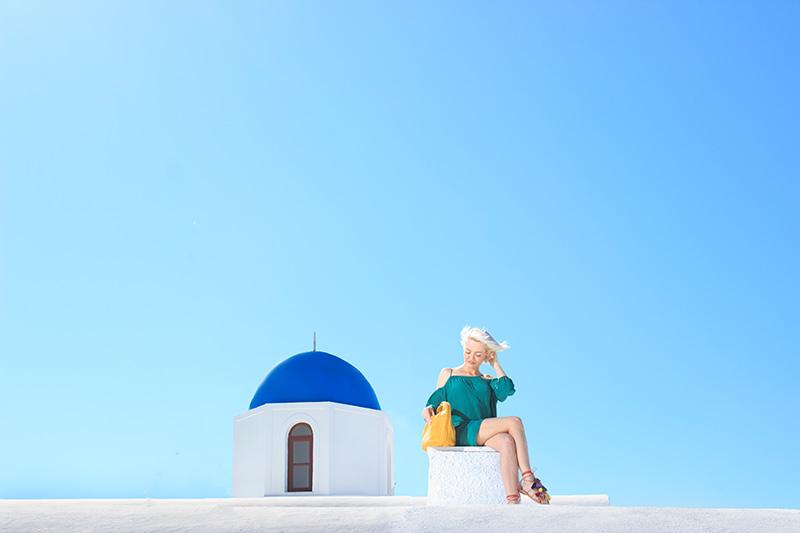 destination photographers in santorini