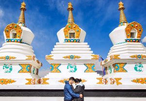 A post wedding journey to the incredible Ladakh in India