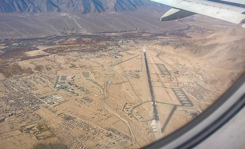 Leh National Military Airport