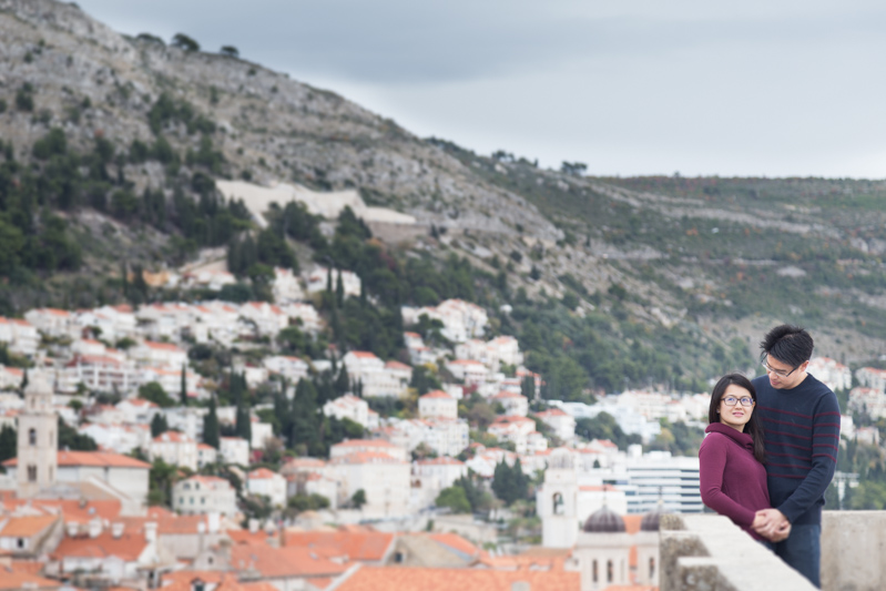 honeymoon in dubrovnik croatia