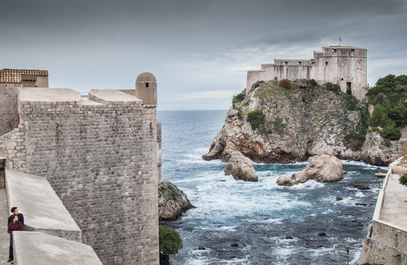dubrovnik local pre wedding photographer