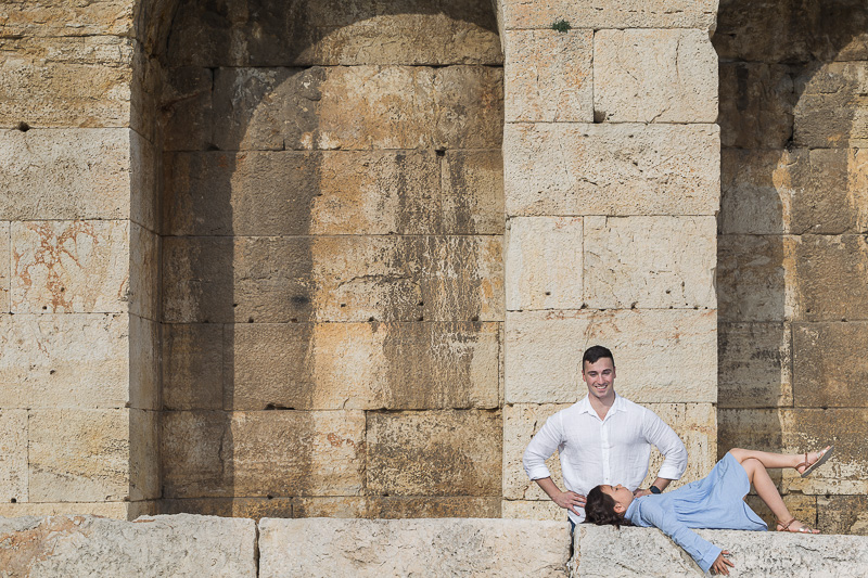 professional family photographer in Athens