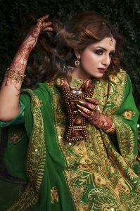 bridal and make up hair stylist hindu indian