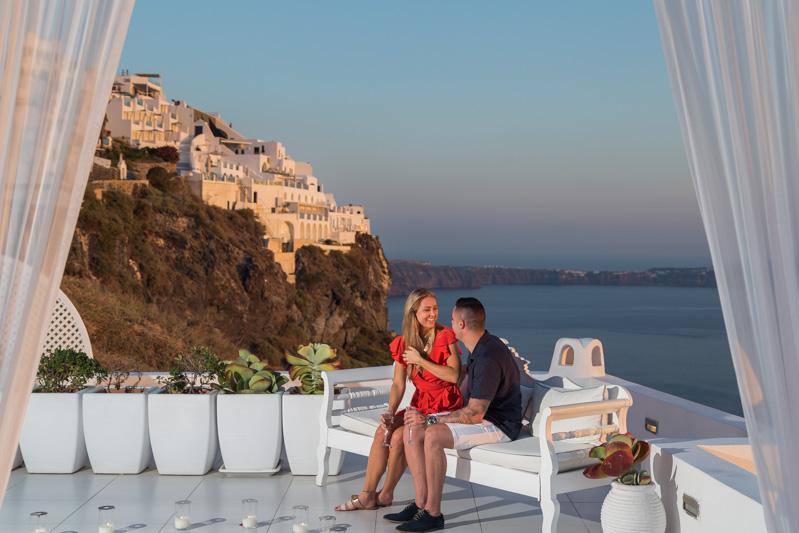 marry me in Greece