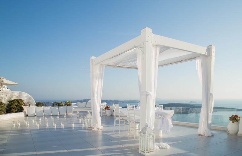 Santorini Wedding Venue Fira