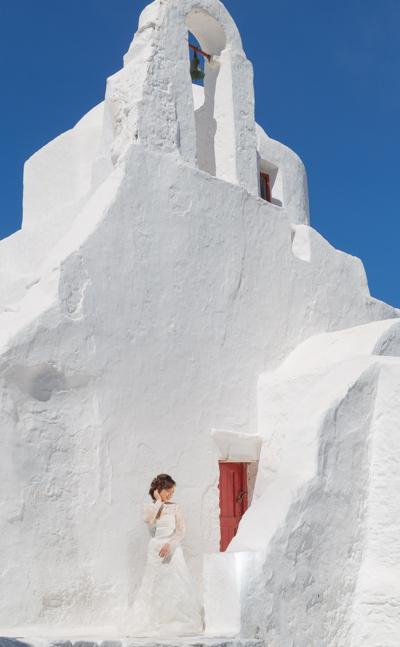 wedding church mykonos