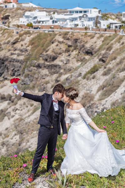 chinese wedding photoshoot
