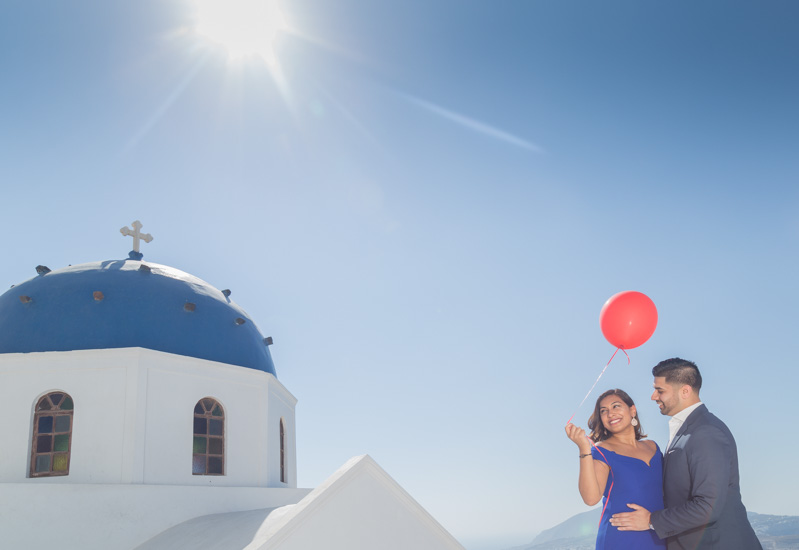 blue dome photography greece
