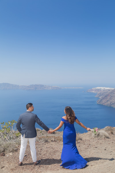 caldera Santorini