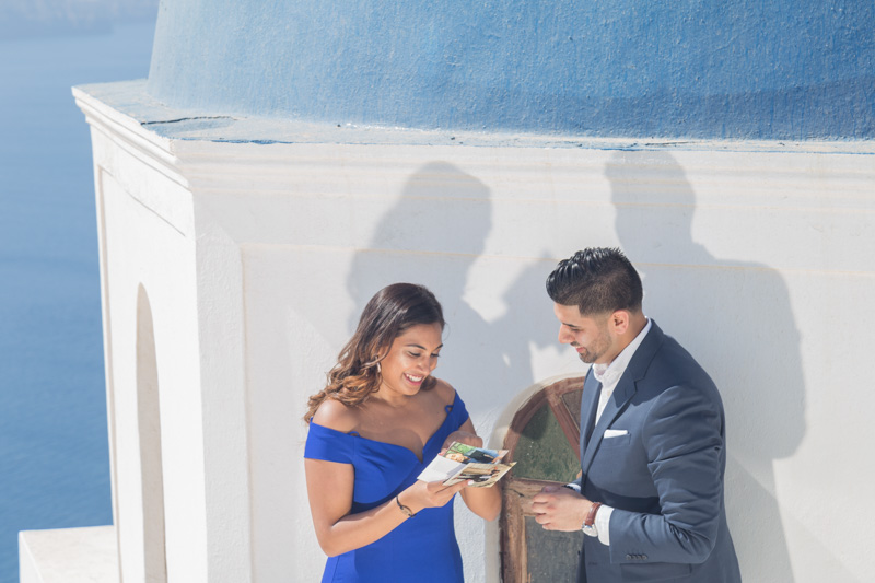 engagement vows reading