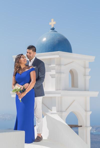 Santorini most romantic spots