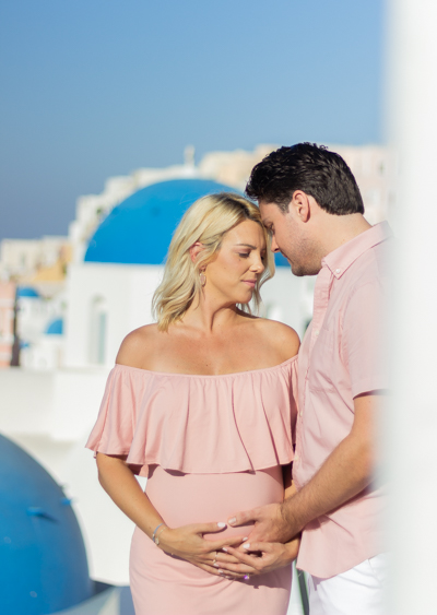maternity-dress-pink-color