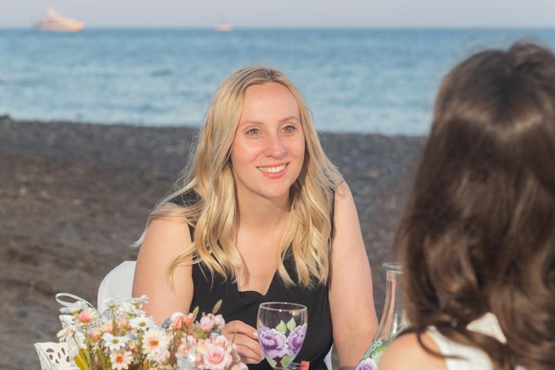engagement celebration greece