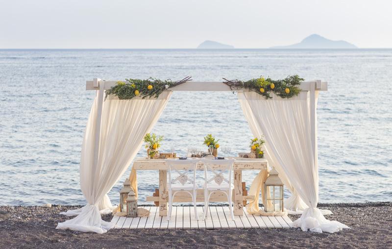 gazebo marriage proposal