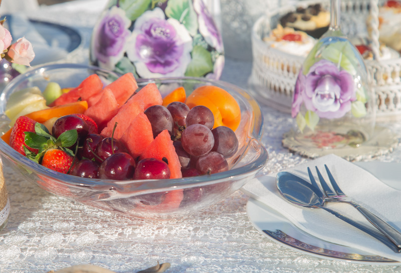 table fruits