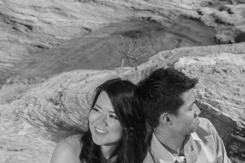 couple engagement greek islands