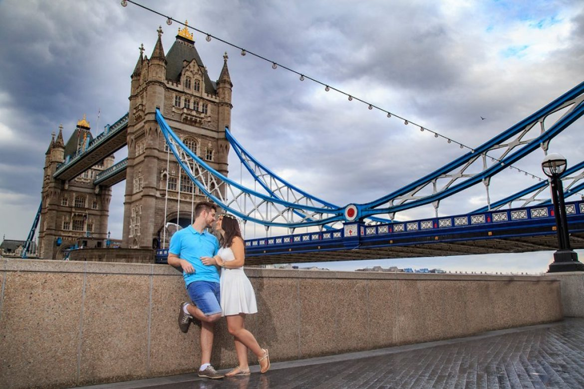 London Pre Wedding Photo Shoot