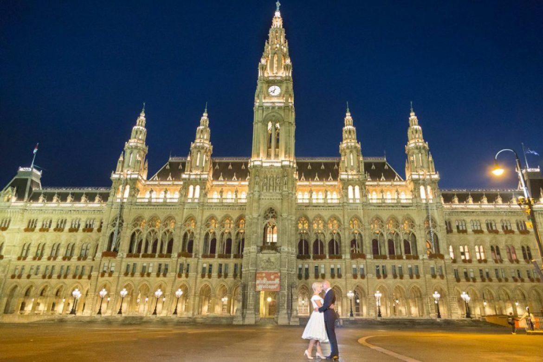 Vienna Wedding Photographer | Austria's Top Destination Couple Shoot